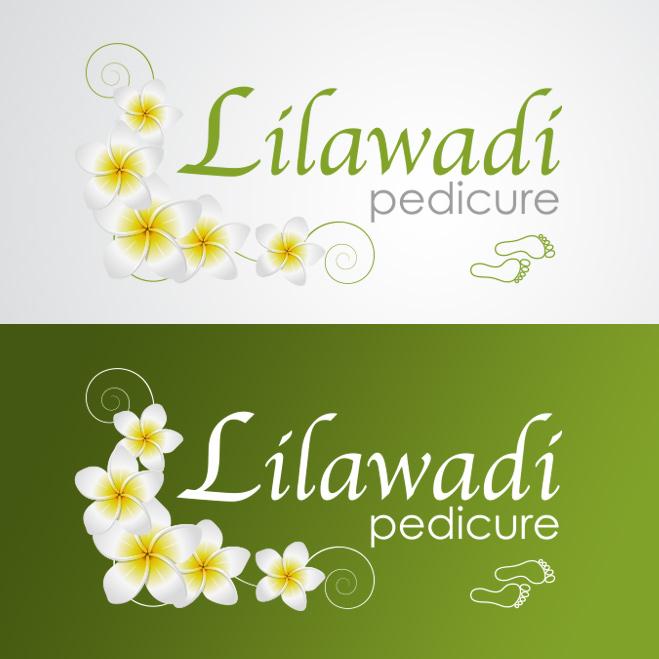 logo voor pedicure Lilawadi